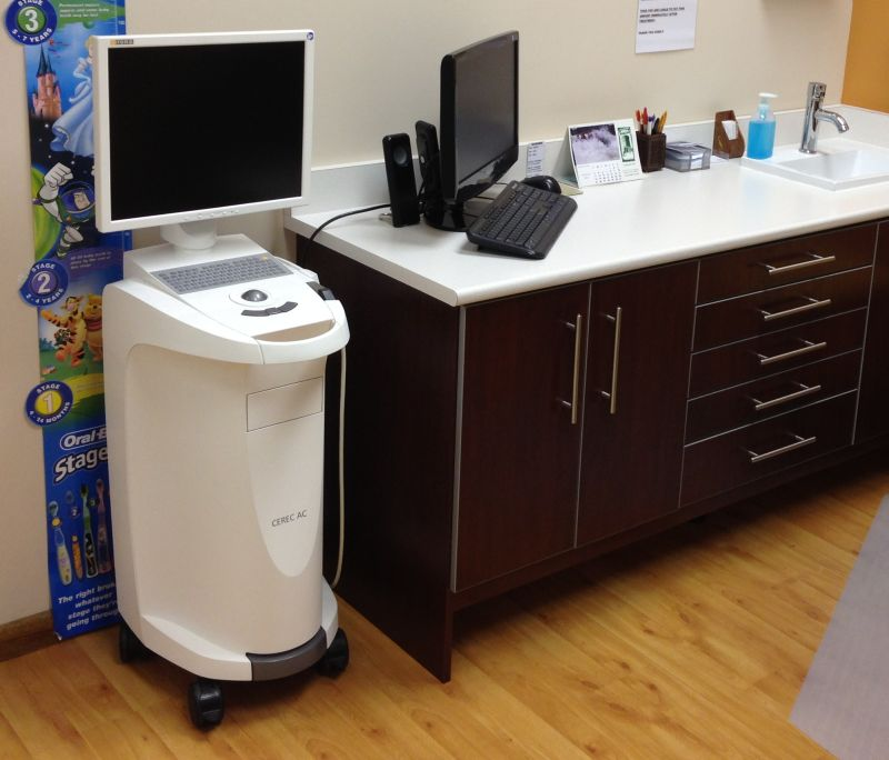 CEREC Acquisition Unit